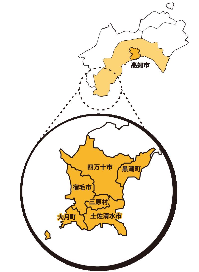 ハタカラ地図
